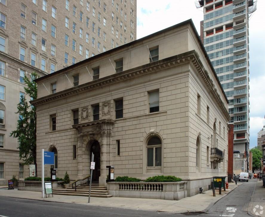 251 S 18th Street building