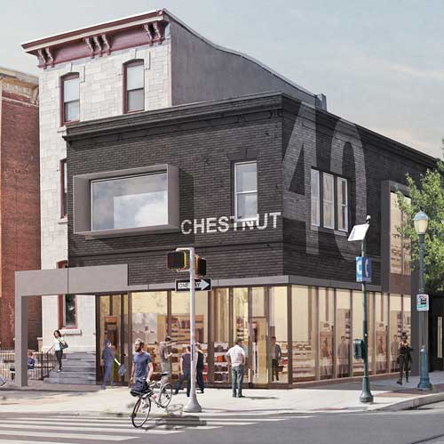 4001 Chestnut Street – Philadelphia, PA