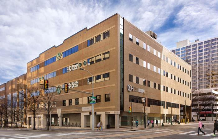 3550 Market Street building