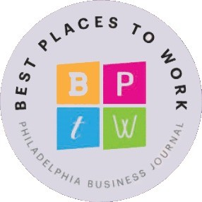 """best place work circle - Stockton Real Estate Advisors, LLC Named """"Best Places To Work"""" by PBJ"""