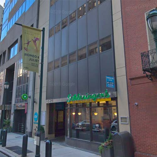 1521 Locust Street – Philadelphia, PA