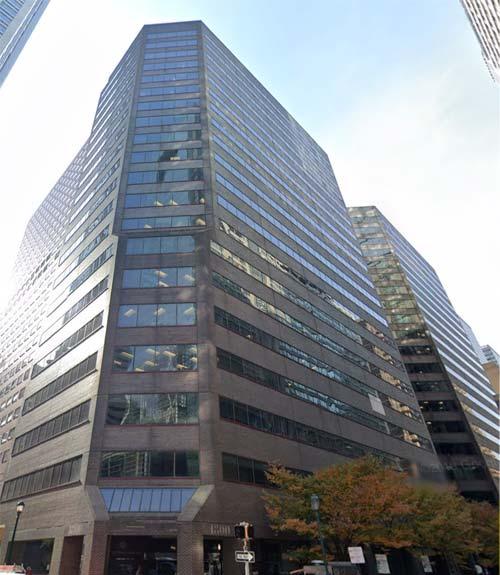 1800 JFK Blvd building in Phildaelphia